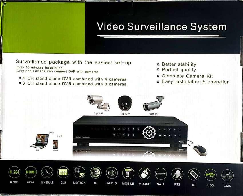Sistema de vídeo vigilancia 0