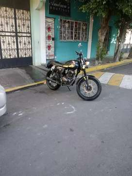 Keway benelli 152cc cafe racer