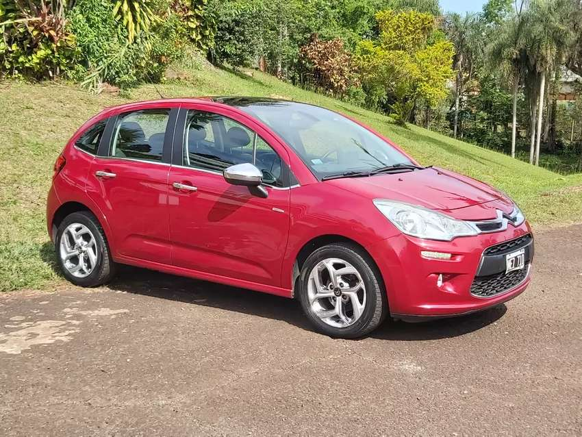 Citroen C3 Exclusive Impecable! 0