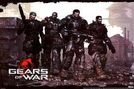 GEARS OF WAR Poster Afiche