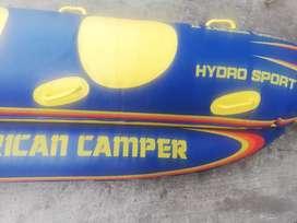 Juego acuatico Banana boat