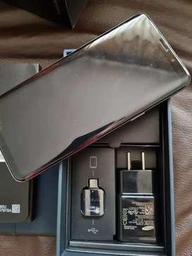 Galaxy S9 completo (incluyo case de regalo)