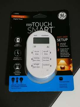 GE my touch controlador digital