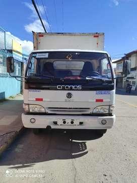 Vendo o cambio un camión QMG año 2011 de 4 toneladas matrícula al día particular traspaso directo solo interesados