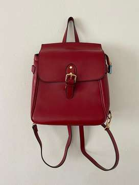 Backpack roja marca Agavel