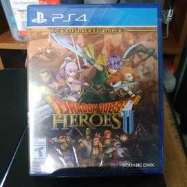 Dragon Quest Heroes 2 Nuevo Sellado