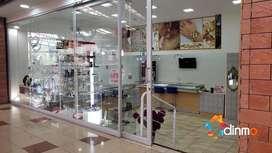 Local para almacén dentro del centro comercial