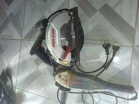 Vendo amoladora y sierra circular usado