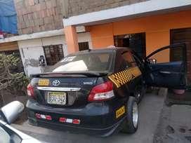 Yaris GNV taxi