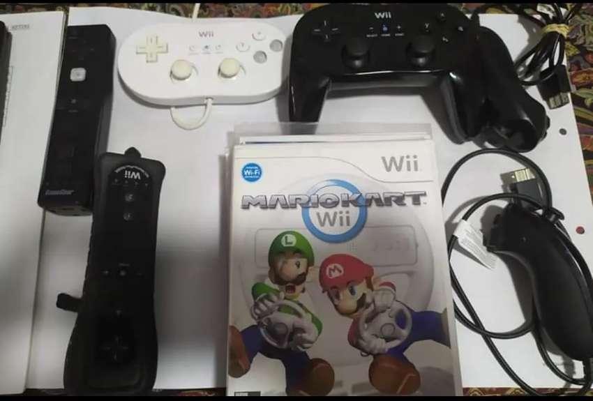 Wii en venta