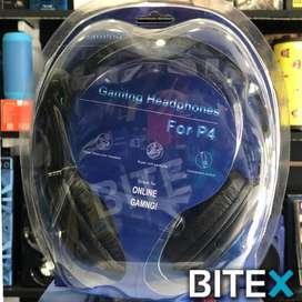 Auricular Gamer PS4/ Celular
