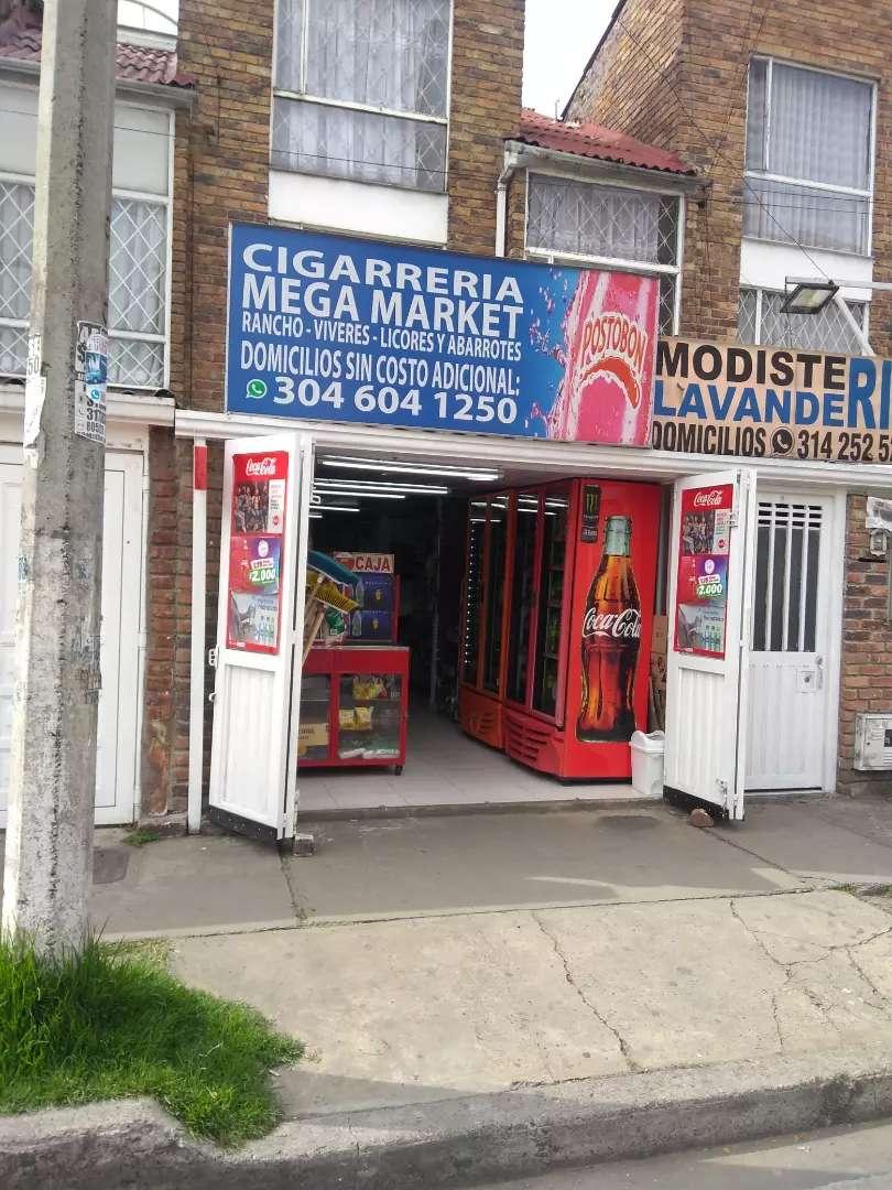Vendo Cigarrería muy bien ubicada. 0