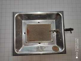Pantalla De Calefacción Infrarroja. 1700 Kcal/h. 20 X 25 Cm