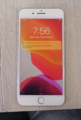 Vendo iphone 8 plus excelente estado