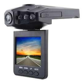 Cámara Dvr Para Carro Hd Visión Nocturna Pantalla 2.5 Sensor