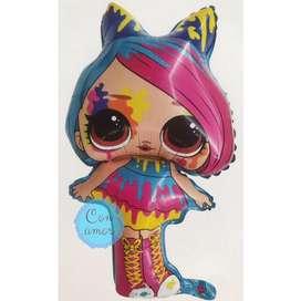 Globos muñecas LOL