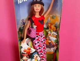 Barbie Walt Disney World 2002
