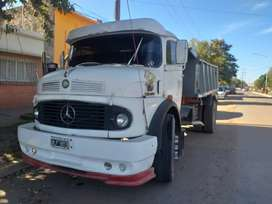 Vendo camion volcador 1518
