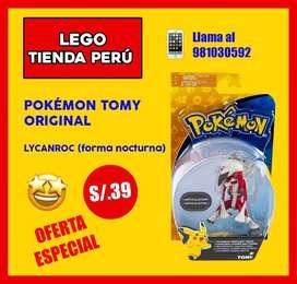 Pokemon Tomy Original