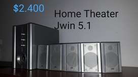 Home Theater Jwin 5.1