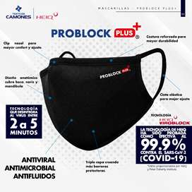PROBLOCK PLUS DOBLE TECNOLOGIA