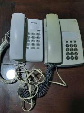 Telefonos de linea