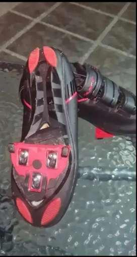 Zapatillas para montar bici