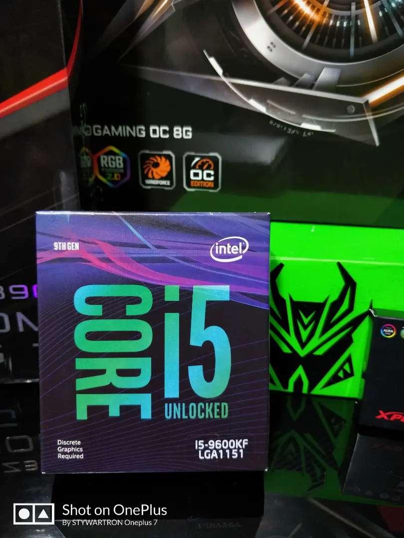 Combo board Intel 9na generación 0