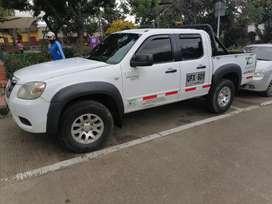 Camioneta mazda bt50 4x4