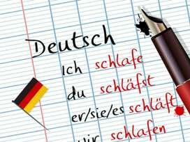 Alemán clases. Preparación examen internacional