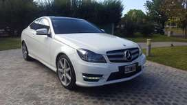 Mercedes Coupe 250 Sport 2013