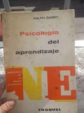 LIBRO PSICOLOGIA DEL APRENDIZAJE