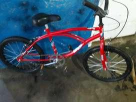 Vendo bici rod 20 como nueva