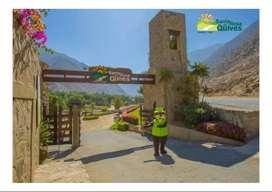 Transfiero membresía tipo A del Country Club Santa Rosa de Quives, Canta, Lima