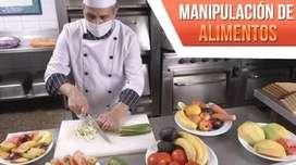 Cursos de manipulacion de alimentos, ahora VIRTUAL!!!en Ibagué
