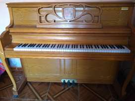 VENDO PIANO ACUSTICO DE PARED YOUNG CHANG