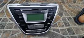 Radio original para Hiunday i35 Elantra
