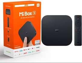 Xiaomi Mi Box S Tv 4k Ultra Hd Android TV Google