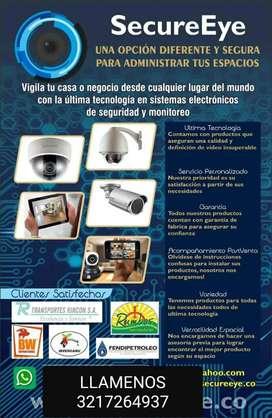 CAMARAS DE SEGURIDAD ELECTRICISTA Y REPARACIONES TECNICAS