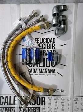 Calentadores de Agua a Gas Haceb 5.5 litros
