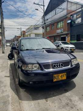 Audi A3 1.6.  2005