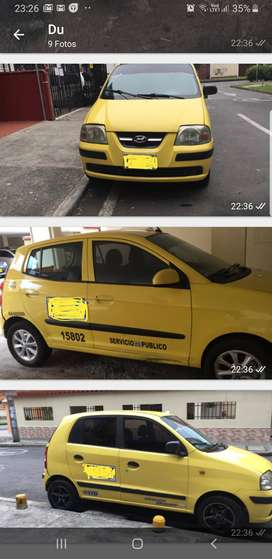 Vendo Taxi KIA morning 2011