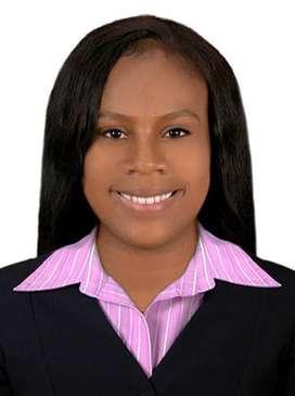 Busco empleo como asistente administrativa secretaria o recepcionista