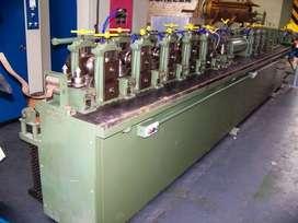 Conformadora de tubos de acero 23