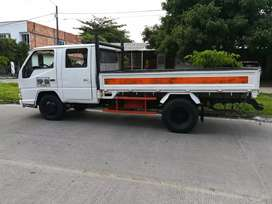 TURBO DOBLE CABINA Y 3 TON CAP