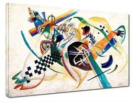 Cuadros Reproducciones Kandinsky, Miró Abstractos