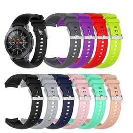 Correa Pulsera Banda De Colores Para Samsung Gear Watch 46mm