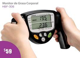 MONITOR DE GRASA CORPORAL OMRON HBF-306