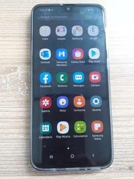 Vendo celular nuevo un mes de uso A30