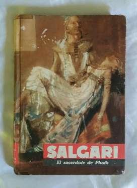 Emilio Salgari El Sacerdote de Phath